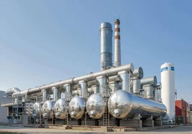 Unité de Récupération de Solvant, UKRAINE, Automatisation, Supervision,Automatisation d'une Unité Industrielle