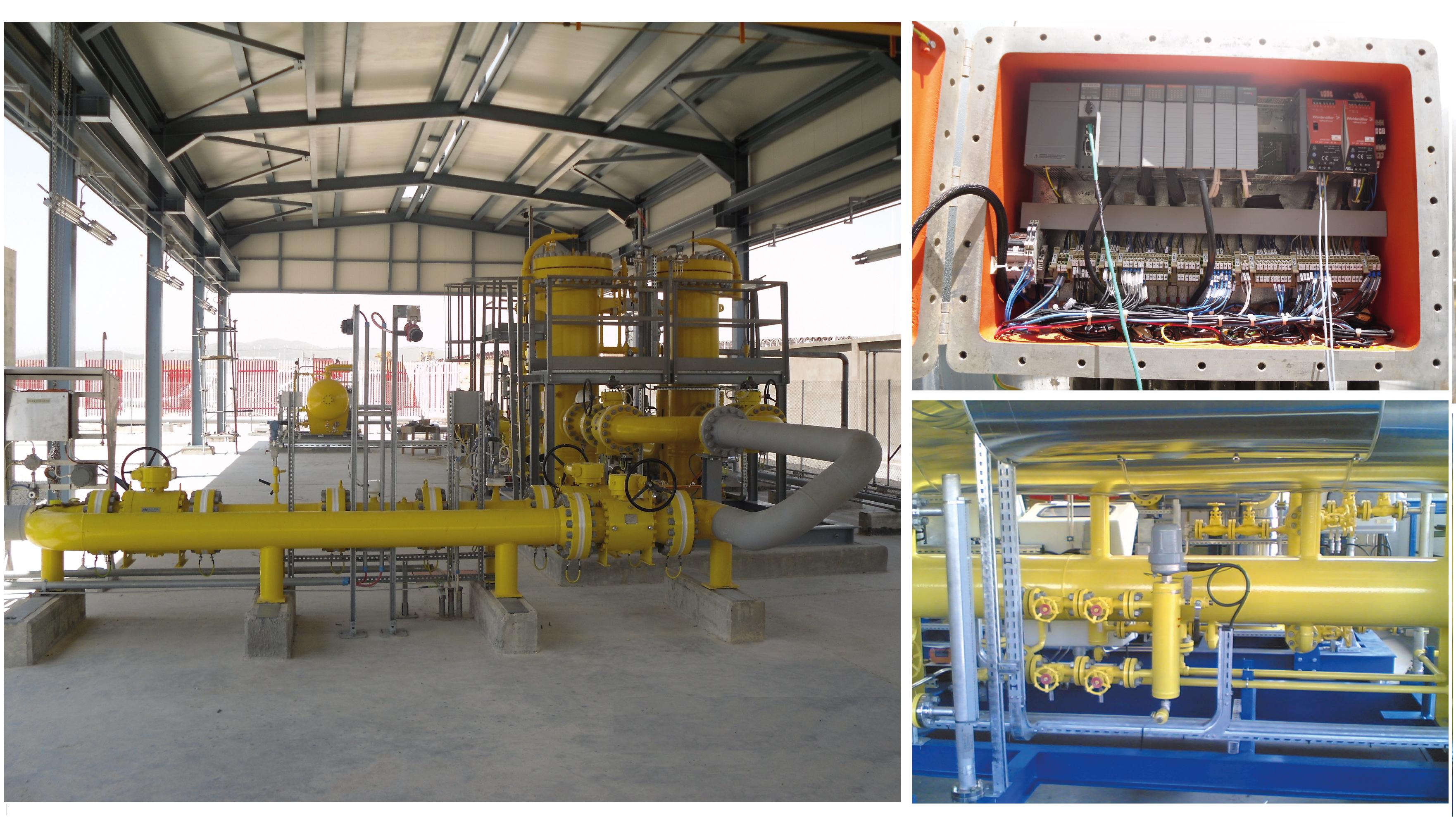 travaux-fourniture-automatisme-instrumentation-supervision-centrales-electrique-algerie-autelec-maroc