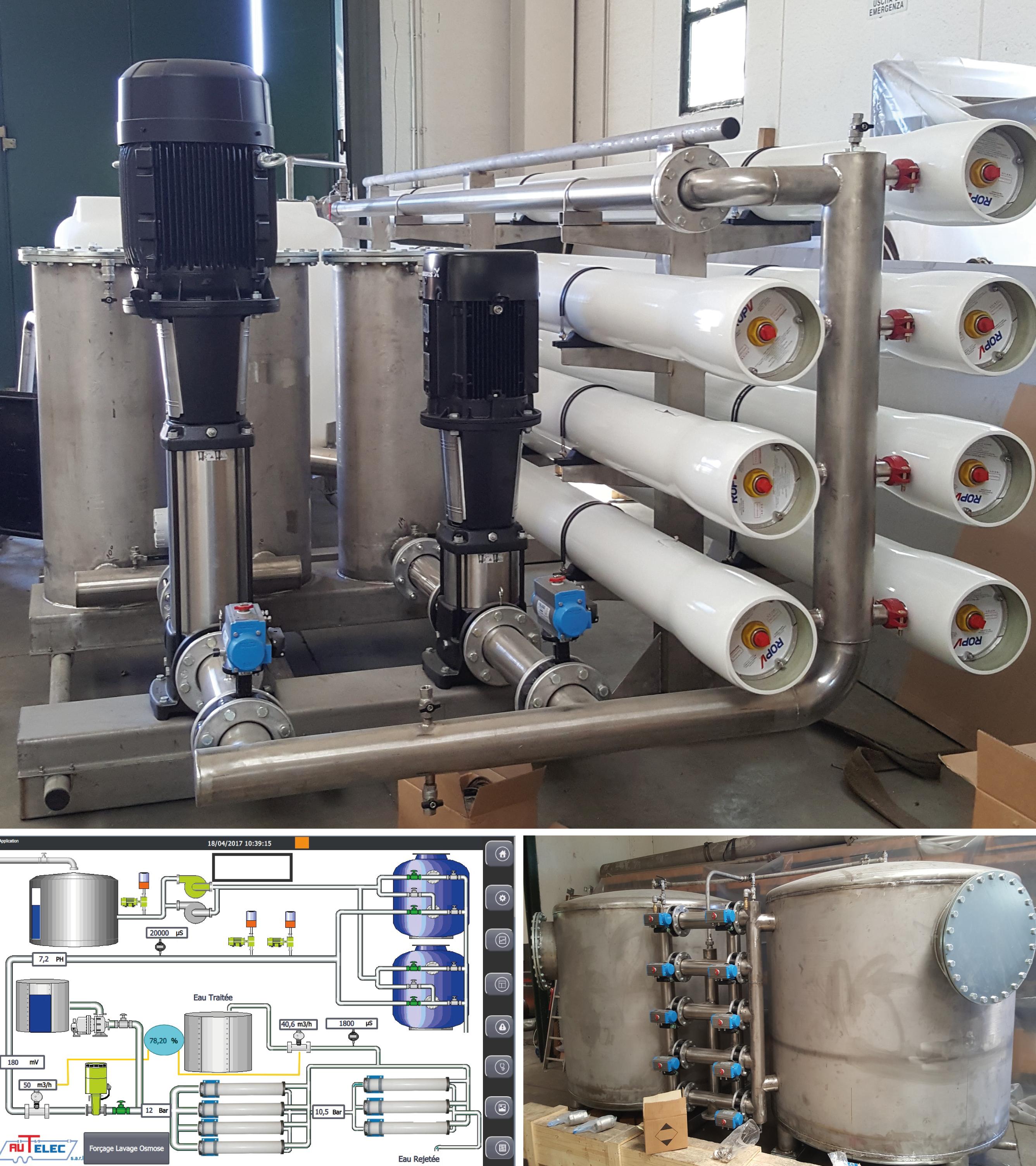 fourniture-installation-et-mise-en-service-dune-unite-de-demineralisation-deau-par-osmose-inverse-dune-capacite-de-production-de-960m3-j-gfl-gm-autelec-maroc
