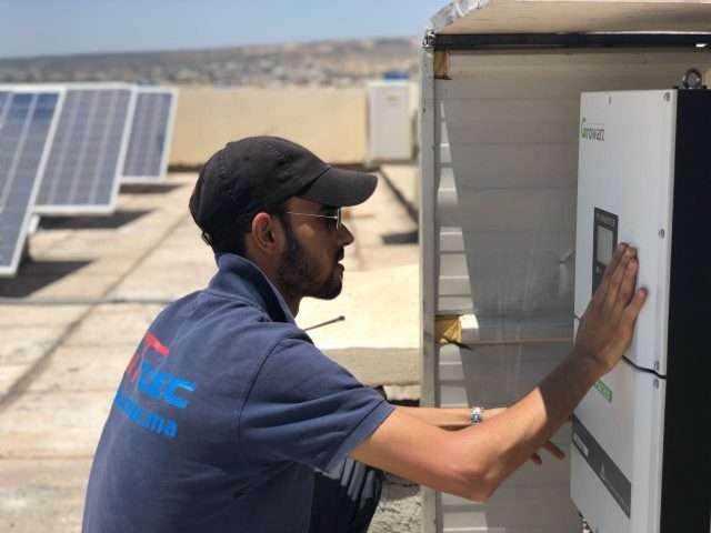 realisation-dune-centrale-solaire-photovoltaïque-de-30kwc-ramsa-agadir-autelec-maroc