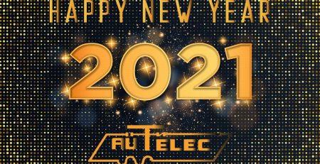 BONNE ANNEE 2021 ! - AUTELEC MAROC